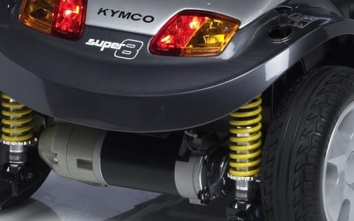 Kymco Super 8 , Moto Amižić d.o.o - Split